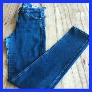 Rags and Bones skinny jeans . Size 31.
